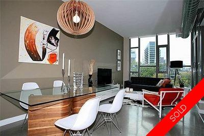 South Riverdale Condo for sale: Edge Lofts 1 bedroom  (Listed 2015-10-30)