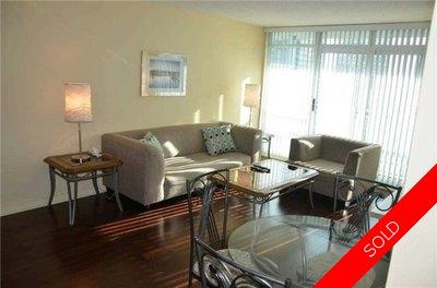 Waterfront Condo for sale:  1 Bed + Den  (Listed 2015-06-22)